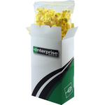 Popcorn Box with Butter, Cheese, or Caramel Popcorn