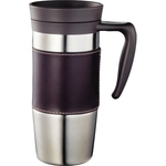 Cutter & Buck(R) American Classic Leather Mug 14oz