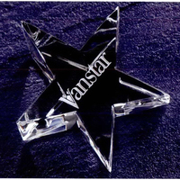 Optic Star Paperweight