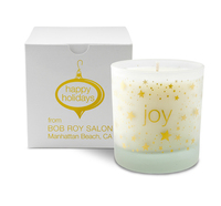 Joy Holiday Candle