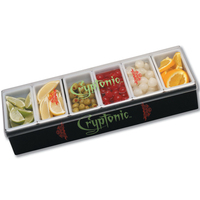 Condiment Tray-6 Cup