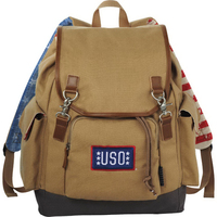 "Field & Co. Americana 17"" Computer Backpack"