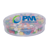 Full Moon Container with Chicle Chewing Gum