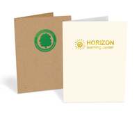 Presentation Folder - 1 Color Foil-Stamped