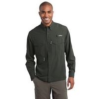 Eddie Bauer - Long Sleeve Performance Fishing Shirt.