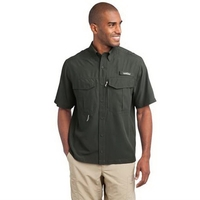 Eddie Bauer - Short Sleeve Performance Fishing Shirt.