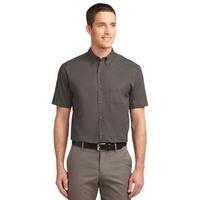 Port Authority Tall Short Sleeve Easy Care Shirt.