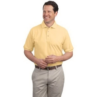 Port Authority Extended Size Silk Touch Polo.