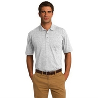 Port & Company Core Blend Jersey Knit Pocket Polo.