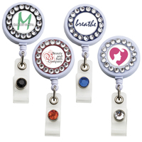 BLING RING BADGE REEL: