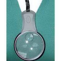 "LED Lighted ""Pendant"" Magnifier"
