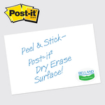 Post-it® Custom Printed Dry Erase Surface