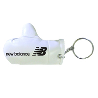 Boxing Glove Key Holder - White
