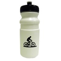20 oz. Bike/Fitness Bottle - White