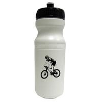 24 oz. Bike/Fitness Bottle - White