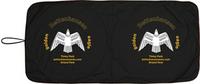 Prest-O-Shade (R) TX Single Fabric, Dual Panel round