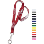 High-Definition Woven Lanyard