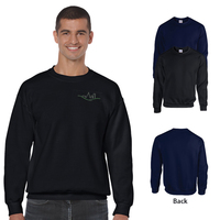 Gildan Heavy Blend Adult Crewneck Sweatshirt 8 oz - Colors