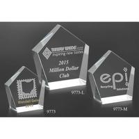 Standing Pentagon Award