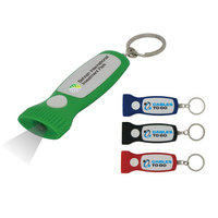 LED light with key chain