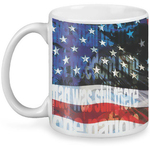 USA Made 11 oz White Mug