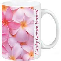 Ceramic 18 oz White Maxx Mug