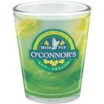 2 oz Color Shot Glass