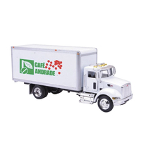1/43 Scale PETERBILT SEMI/UTILITY Truck with Full Color Deca