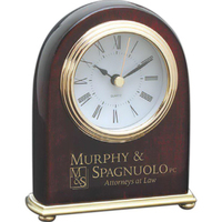 Fiore Arched Clock