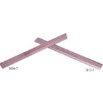 """Breast Cancer Awareness 12"""" Desk Ruler"""