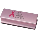 Breast Cancer Awareness AlumiEraser (TM)