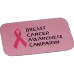 Breast Cancer Awareness Aluminum Business Card