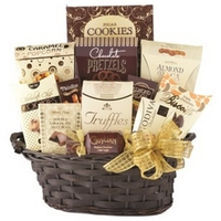 Cookies & Chocolate Gift Basket
