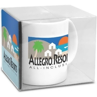 11 oz Mug & Coaster Acetate Box
