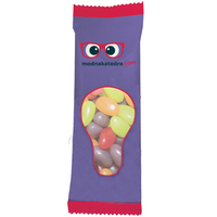 Zaga Snack Promo Pack Candy Bag with Jelly Beans