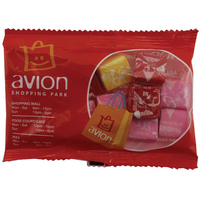 Wide Zaga Snack Promo Pack Candy Bag with Starbursts