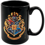 15 oz Full Color Black Stoneware Magna Mug