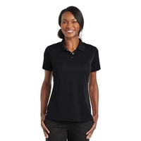 CornerStone Ladies Micropique Gripper Polo.