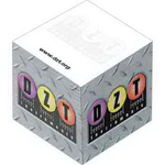 "2 1/8"" Adhesive Micro Cube - 4CP"