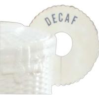 Cellulose Coaster Skirt/Carafe Marker