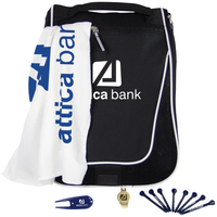 Voyager Shoe Bag Kit w/ Nike NDX Heat Golf Ball