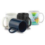 11 oz Ceramic C-handle Classic mug