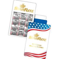 Caldex (R) Vertical Business Card Calendar