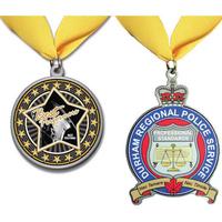 Photo Finish Medallion
