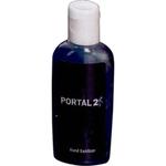 1 oz. Tinted Sanitizer in Oval Bottle