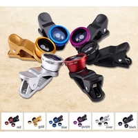 iBank®Universal Clip-on 3 in 1 Fisheye Wide Angle Camera