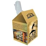 Custom House Tissue Sleeve Box