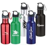 Sports water bottle, 22oz