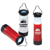 Mini Illuminator Flashlight/Lantern/Emergency Strobe Light