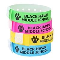 Custom Plastic Wristband